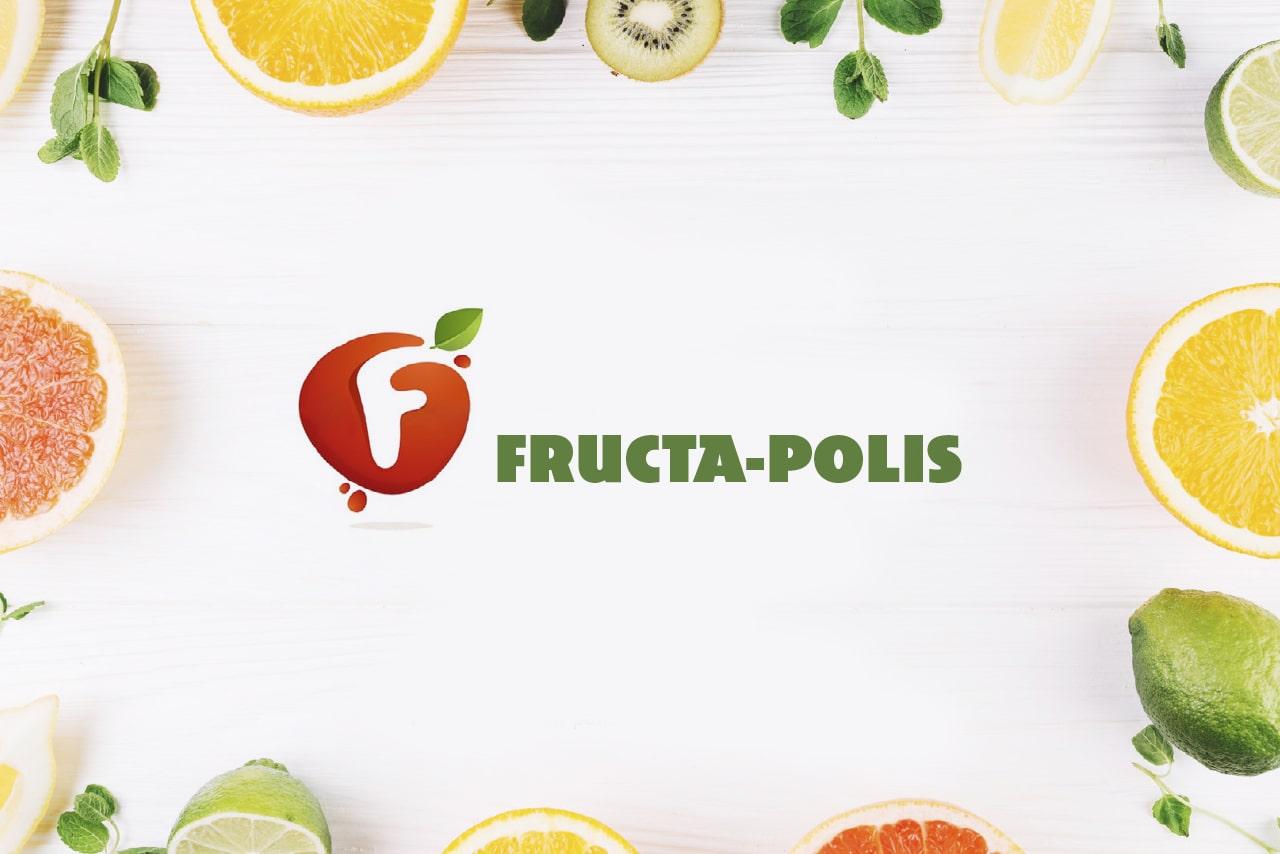 Разработка презентации для поставщика овощей и фруктов